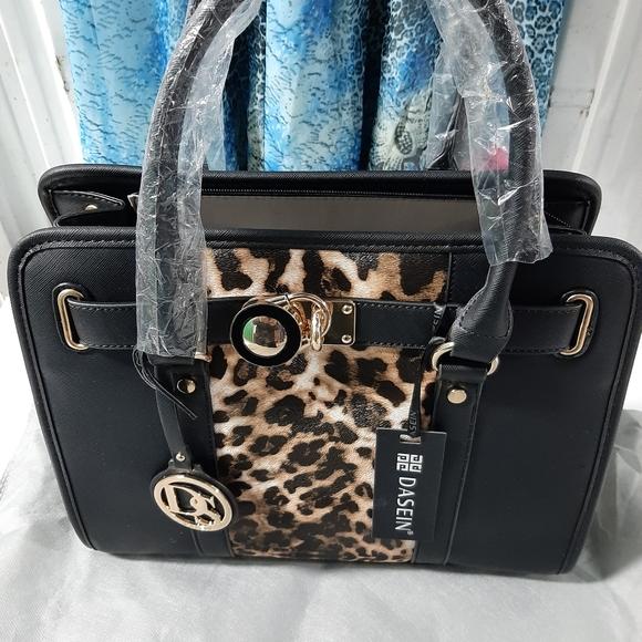 Ladies Hand Bag 2pcs